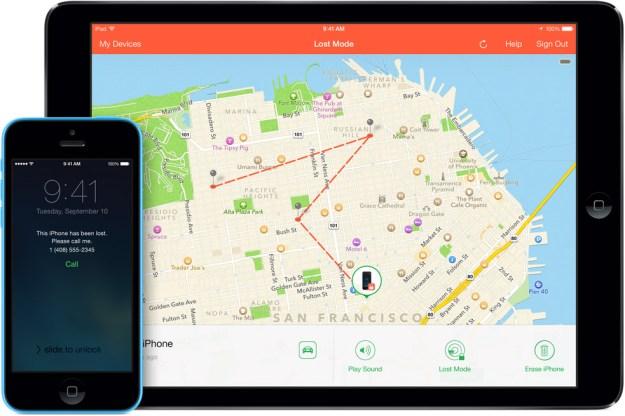 Find iPhone Stolen Lost