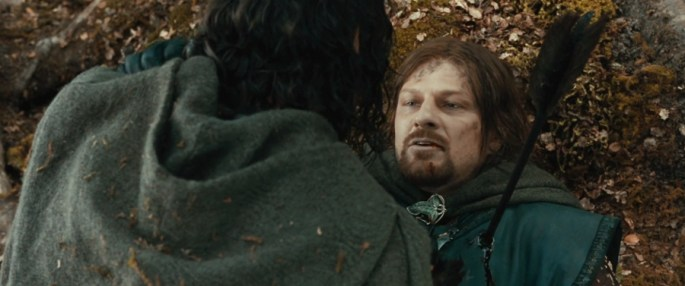 Video Lord of the Rings Movie Deaths