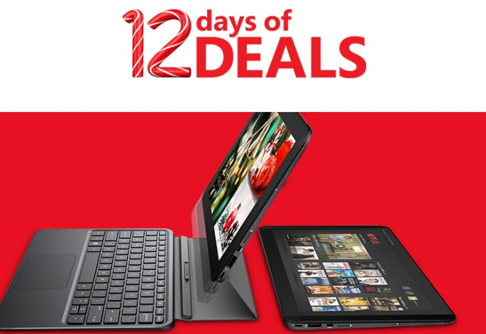 Microsoft 12 Days of Deals HP Pavilion x2