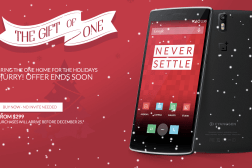 OnePlus One Holiday Sale