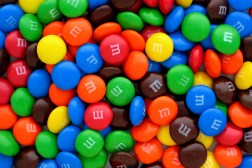 Sorting M&Ms By Color