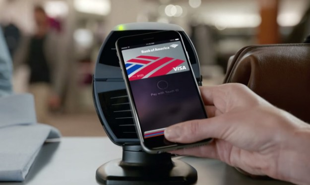 iPhone 6 Apple Pay Commercial