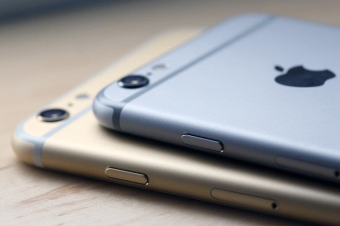 iPhone 6s iOS 9 Force Touch