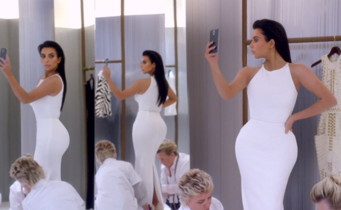 Super Bowl XLIX Ads: T-Mobile Kim Kardashian