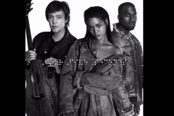 Paul McCartney, Kanye West, Rihanna New Single