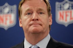 Deflategate Roger Goodell NFL