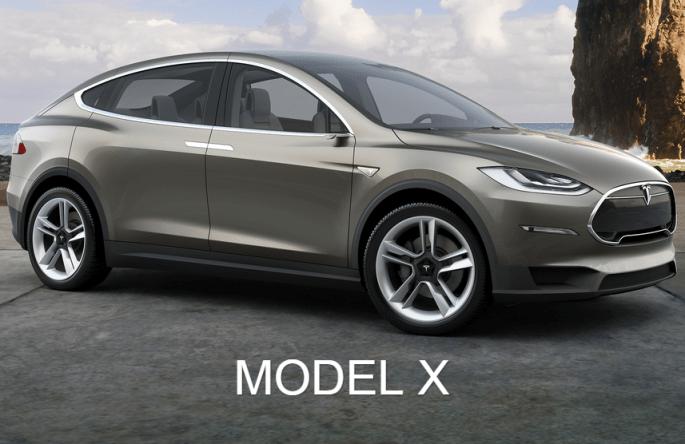 Tesla Model X Test Video