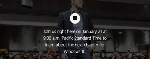 Microsoft's big Windows 10 event is about to start – watch live right here!