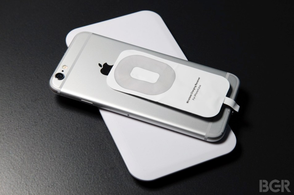 wireless charger iphone 5