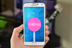 T-Mobile Galaxy S5 Android 5.0 Lollipop Update