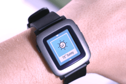 Pebble Time Kickstarter Funding Record