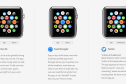 Apple Watch Apps Demo