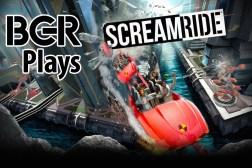 ScreamRide Gameplay Video