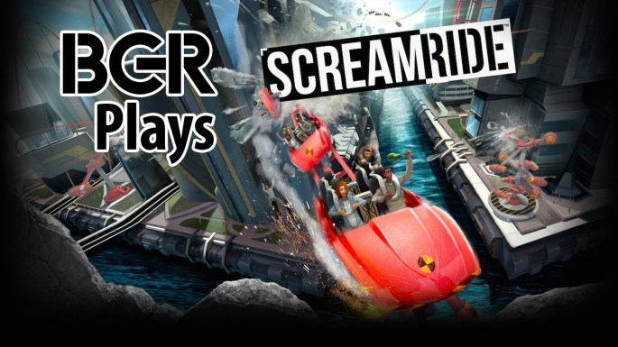 ScreamRide Gameplay Video