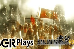 Final Fantasy Type-0 HD Gameplay Video