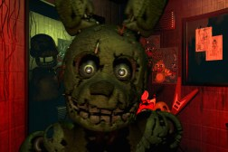 Five Nights at Freddy's 3 Reaction