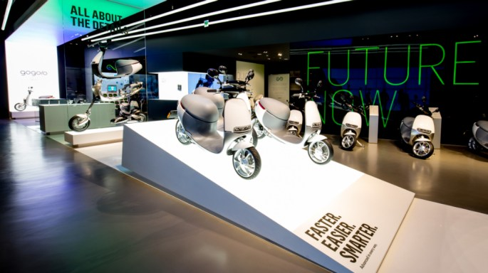 Gogoro Smartscooter Release Date and Price
