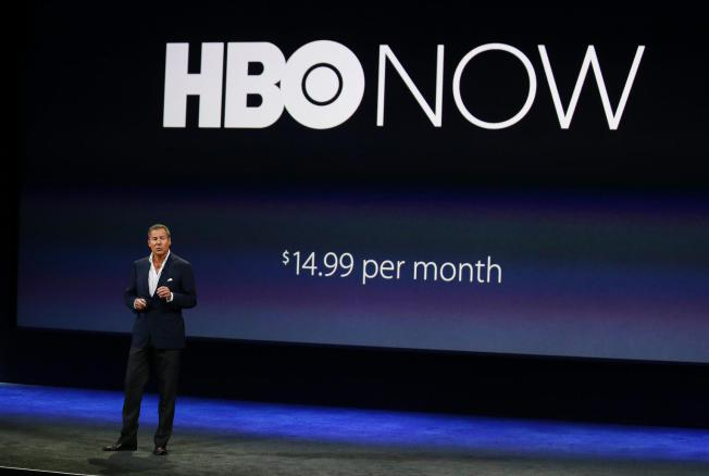 HBO Now on TV