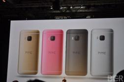 HTC One M9 Details