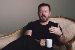 Ricky Gervais Netflix Ads