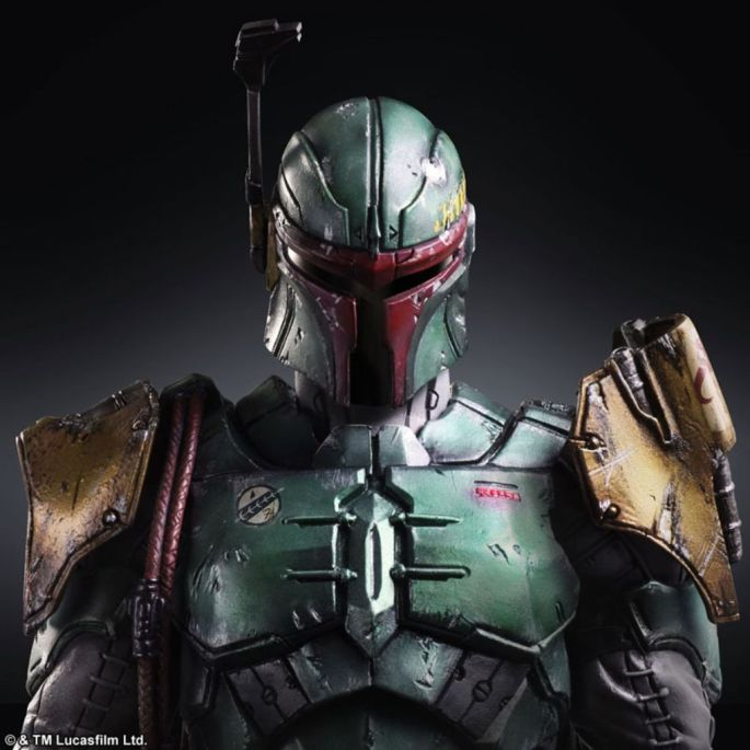 Star Wars Anthology: Boba Fett