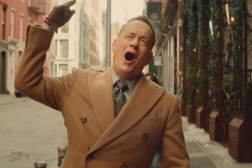 Tom Hanks 'I Really Like You' Video