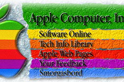 Apple Original Homepage