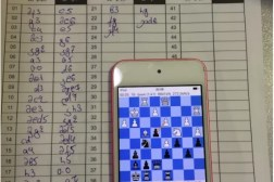iPhone Chess