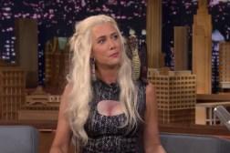 Jimmy Fallon Khaleesi Interview Video
