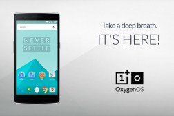 OnePlus One Android 5.0 Lollipop