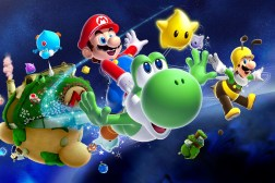Super Mario Galaxy Unreal Engine 4