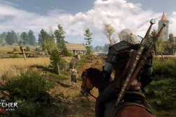 The Witcher 3 Wild Hunt Gameplay Trailer