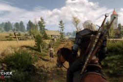 The Witcher 3 Wild Hunt Gameplay Trailer