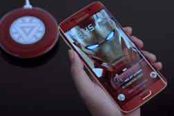 Galaxy S6 Edge Iron Man Unboxing Video