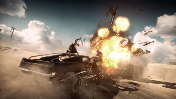 Mad Max Gameplay Trailer
