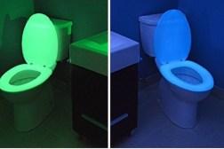 Glow In The Dark Toilet