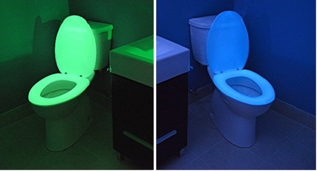 Glow In The Dark Toilet