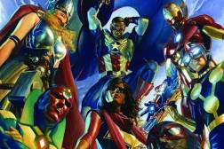 New Avengers Lineup Details