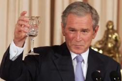 Wikipedia George W Bush
