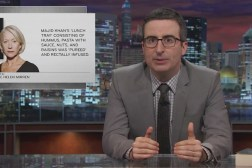 Last Week Tonight John Oliver Torture