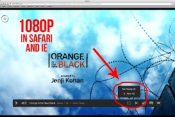 Netflix Full HD Chrome Safari Internet Explorer