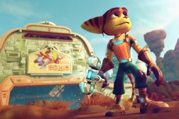 Ratchet and Clank PS4 Reboot
