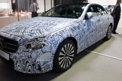 2017 Mercedes-Benz E-Class Tech Features