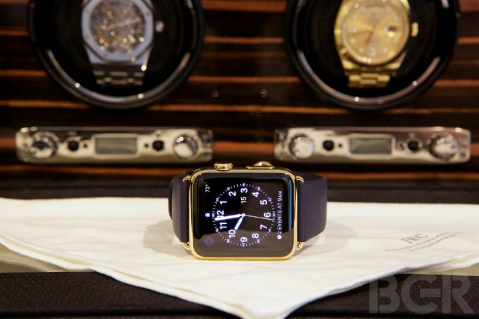 Apple Watch Sales Profits