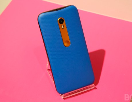 Moto G (2015) Hands-On