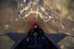F-16 Fighter Jet Takeoff Video