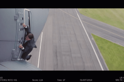 Mission Impossible Rogue Nation Tom Cruise Stunt