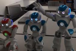 Robots Replacing Human Jobs