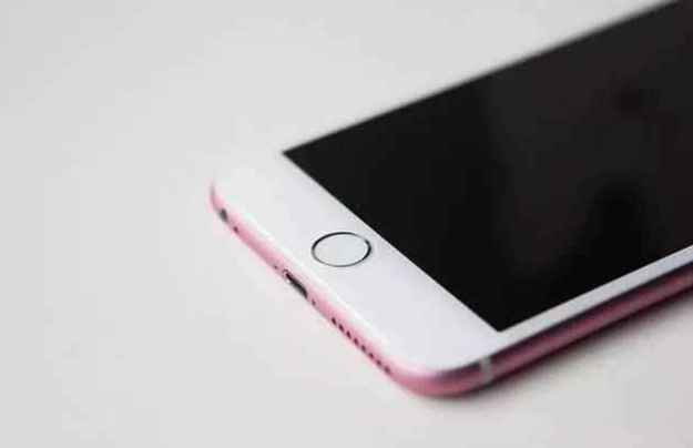 iPhone 6s Plus First Pictures Pink