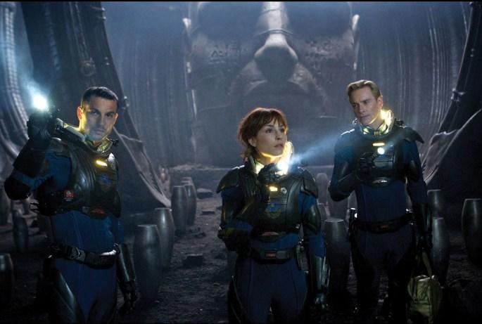 Prometheus 2 Ridley Scott The Martian